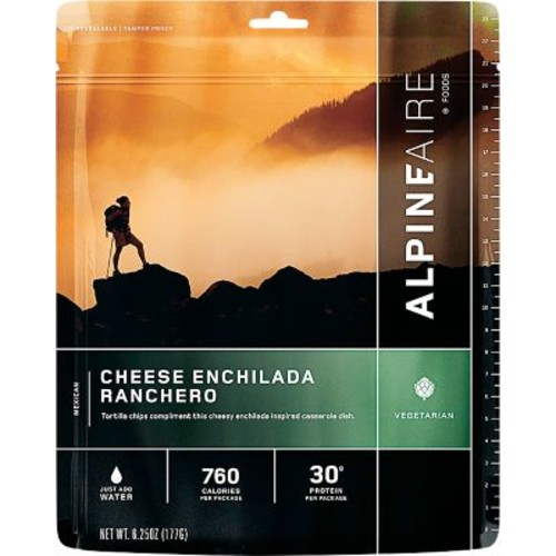 AlpineAire Foods Cheese Enchilada Ranchero  Two Servings