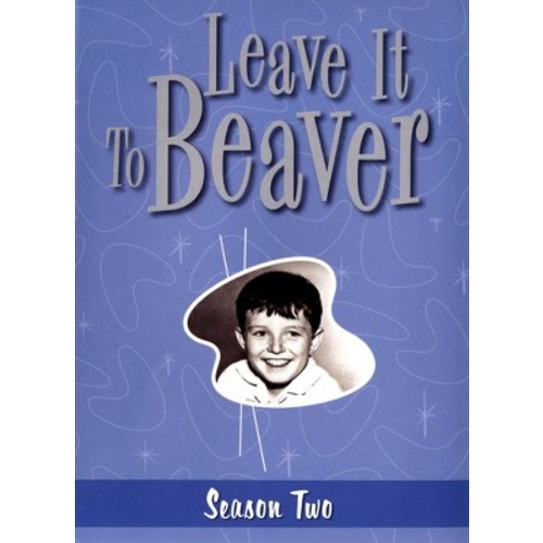 Leave It to Beaver: Season Two [6 Discs] [DVD]