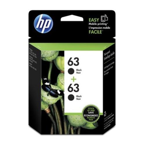 HP HP 63 (T0A53AN) Black Original Ink Cartridge