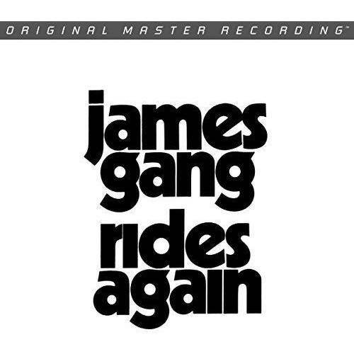 James Gang Rides Again [Numbered Limited Edition Hybrid SACD] [Super Audio CD (SACD)]
