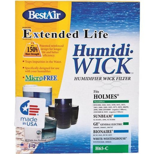 RPS Products, Inc. Humidifier Wick Filter H65 Unit: EACH