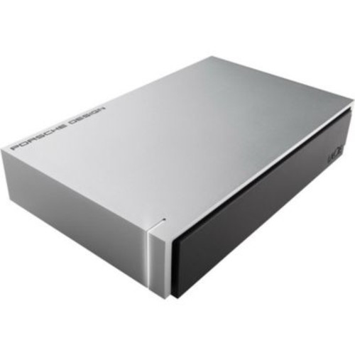 LaCie Porsche Design USB 3.0 Desktop External Hard Drive, 4TB (STEW4000400)