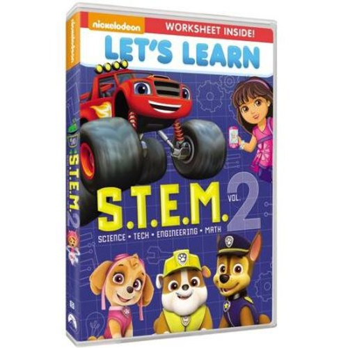 Let's Learn: S.T.E.M., Volume 2