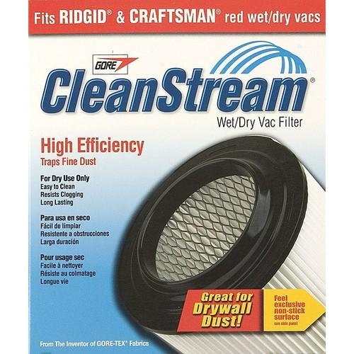 Shop-Vac Rigid High Efficiency Gore Cartridge Filter