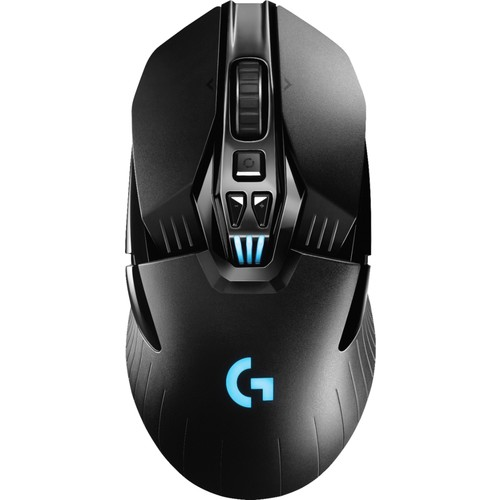 Logitech - G903 Wireless Gaming Mouse - Black