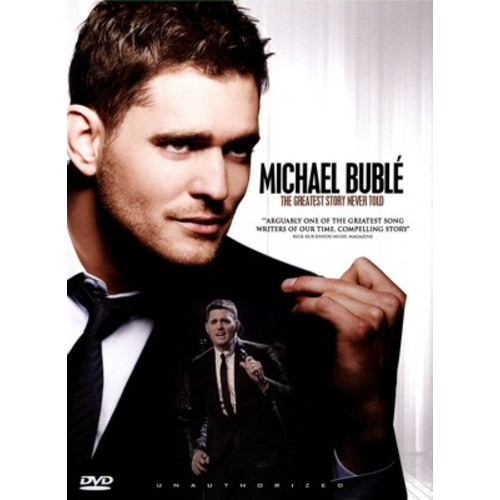 Michael buble:Greatest story never to (DVD)