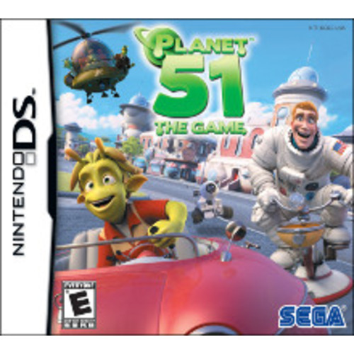 Planet 51 [Pre-Owned]