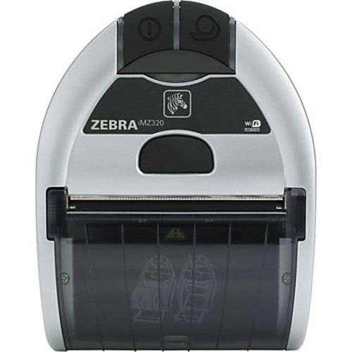 Zebra iMZ320 Direct Thermal Printer - Monochrome - Portable - Receipt Print