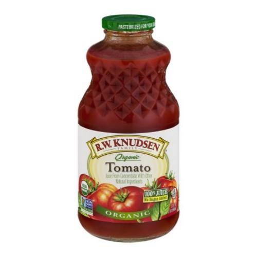 Knudsen Organic Tomato Juice ( 12x32 OZ)