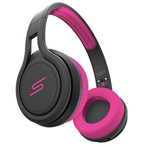 SMS Audio Street by 50 Wired On-Ear Sport - Pink
