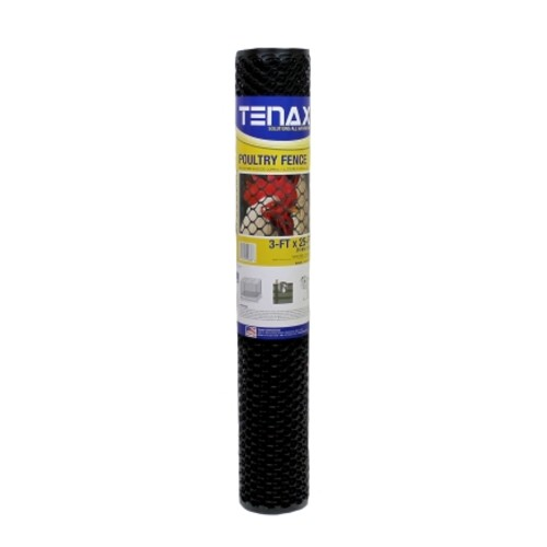 Tenax 36in x 25ft Poultry Fence (72121346)