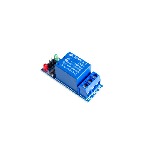 1-Channel 5V Relay Module 1 Channel Low level for SCM Household Appliance Control For Arduino