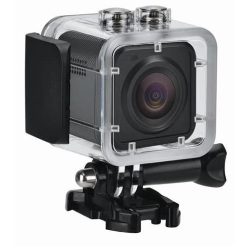 Acumen Robot Intelligence 4K WIFI Sports Mini Action Camera, (Black)