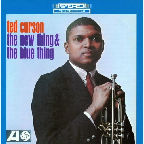 The New Thing and the Blue Thing [CD]