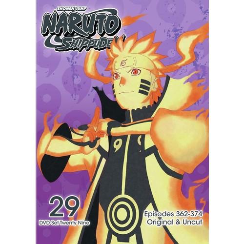 Naruto: Shippuden - Box Set 29 [2 Discs] [DVD]