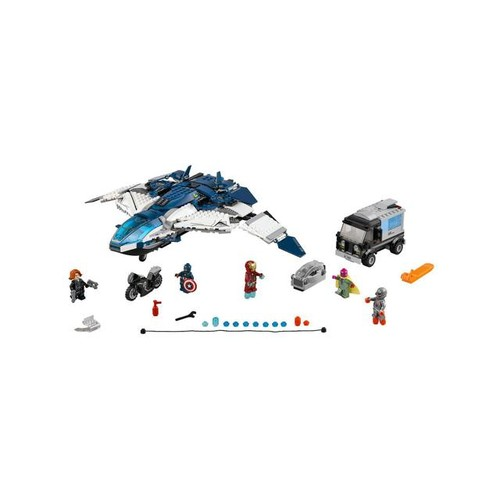 LEGO Super Heroes The Quinjet City Chase 76032