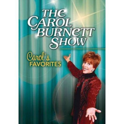 The Carol Burnett Show: Carol's Favorites [2 Discs]
