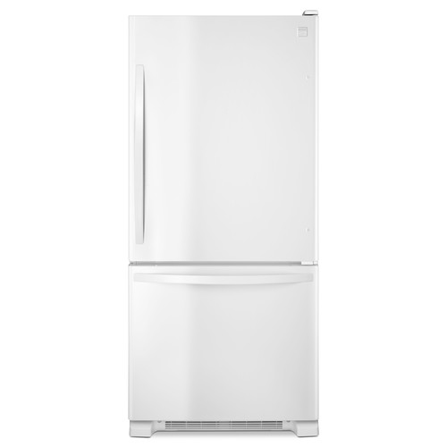 Kenmore 79312 19 cu. ft. Single Door Bottom Freezer - White