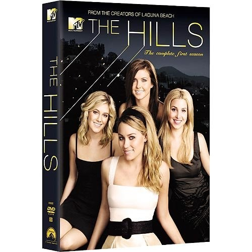 The Hills: The Complete First Season [3 Discs] [DVD]