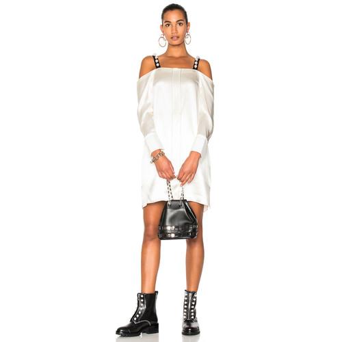 3.1 PHILLIP LIM Cold Shoulder Dress In Cream
