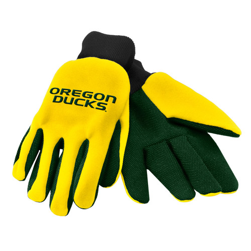 NCAA Unisex Utility Gloves - Oregon Ducks