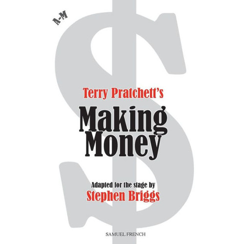 Terry Pratchett's Making Money: The Play