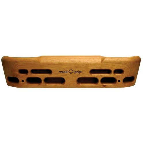Metolius Wood Grips Training Board Hangboard [Wood, Compact]