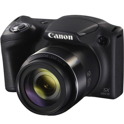 Canon PowerShot SX420 HS 20MP Digital Camera with Wi-Fi