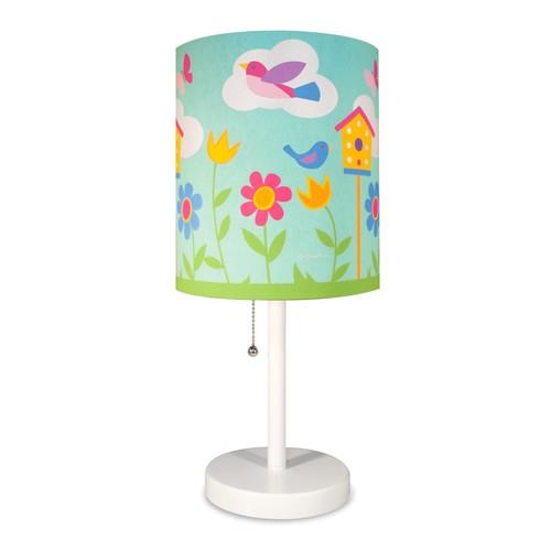 Wildkin Olive Kids Birdie Cylinder Lamp [Birdie]