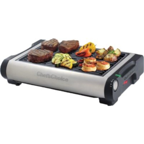 Indoor Smokeless Electric Grill