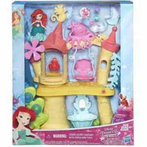 Hasbro Disney Princess Little Kingdom Ariela?s Sea Castle