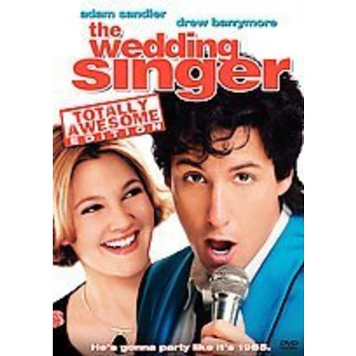 THE WEDDING SINGER (TOTALLY AWESOM MOVIE