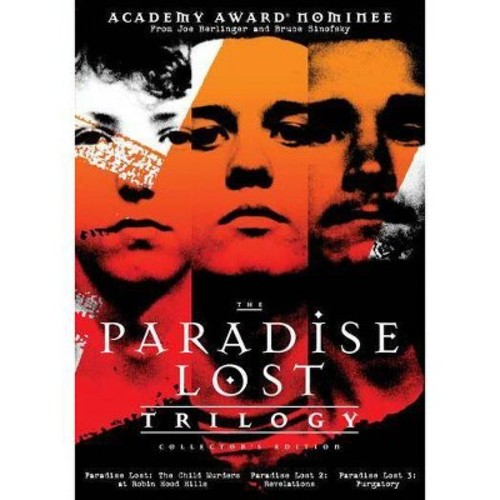 The Paradise Lost Trilogy [4 Discs] [DVD]