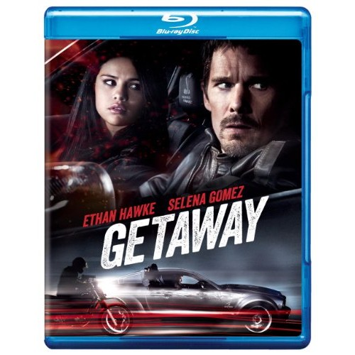 Getaway [Blu-ray]: Courtney Solomon, Sean Finegan, Gregg Maxwell Parker, Joel Silver, Allan Zeman, Moshe Diamant, Christopher Milburn, Ethan Hawke, Selena Gomez, Rebecca Budig, Bruce Payne, Paul Freeman: Movies & TV