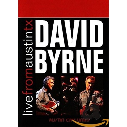 David Byrne: Live From Austin Texas: David Byrne, Gary Menotti: Movies & TV