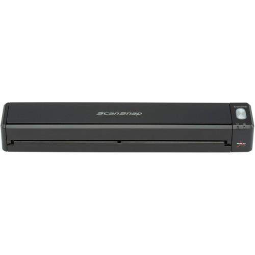 Fujitsu - ScanSnap Sheetfed Scanner - 600 dpi Optical - Black