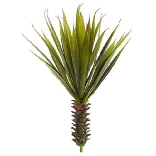 Nearly Natural Spiky Agave Succulent Plant 18