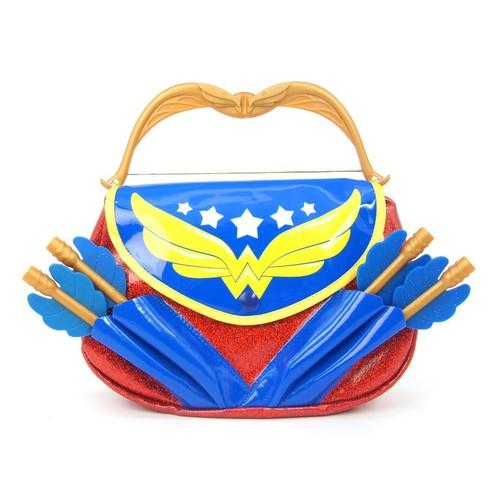 DC Super Hero Girls Action Purse - Wonder Woman
