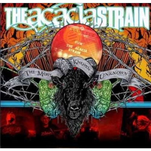 Acacia Strain - The Most Known Unknown: Live