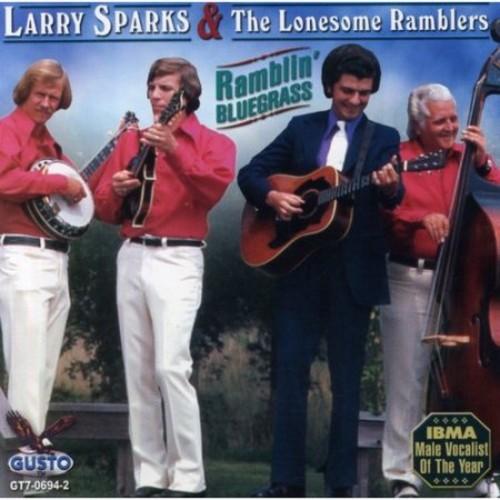 Ramblin' Bluegrass [CD]