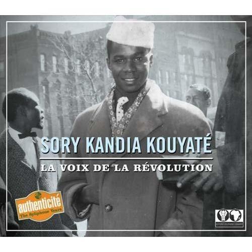 La Voix de la Revolution [CD]