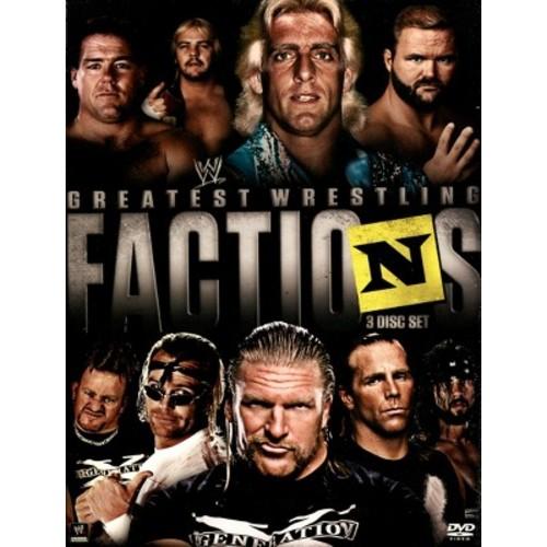 Wrestling's Greatest Factions (DVD)