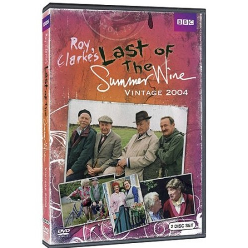 Last of the Summer Wine: Vintage 2004 [2 Discs] [DVD]