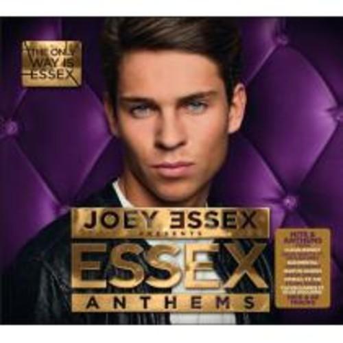 Joey Essex Presents Essex Anthems [CD]