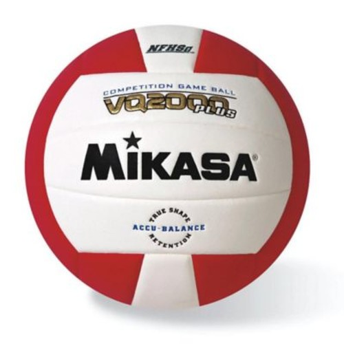 Mikasa Premier Series Indoor Competition Volleyball, Scarlet