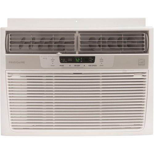 Frigidaire FRA186MT2 18,500 BTU 230-Volt Window-Mounted Median Air Conditioner with Temperature Sensing Remote Control