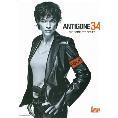 Antigone 34: The Complete Series [3 Discs] [DVD]