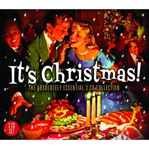 It's Christmas!: The Absolutely Essential 3 CD Collection [CD]
