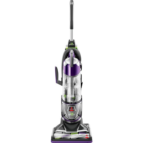 BISSELL - PowerGlide LiftOff Bagless Pet Upright Vacuum - Purple/Black