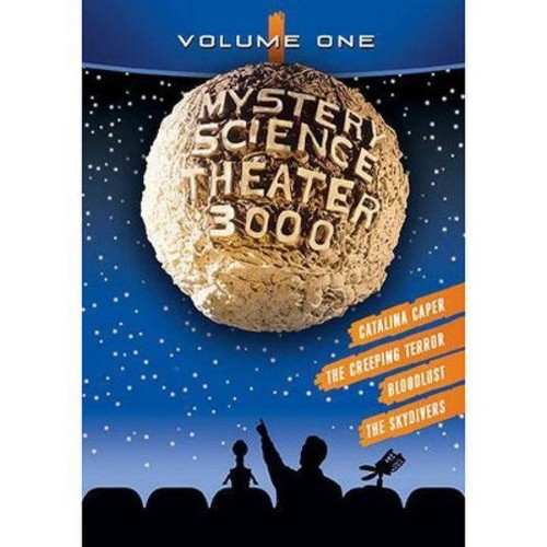 Mystery Science Theater 3000: Volume One [4 Discs]